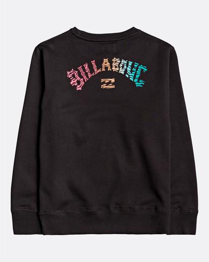 1 Okapi - Sweatshirt für Jungen Schwarz U2CR02BIF0 Billabong