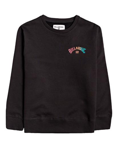 0 Okapi - Sweatshirt für Jungen Schwarz U2CR02BIF0 Billabong