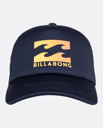 0 Podium - Trucker Cap for Boys Blue U2CT01BIF0 Billabong