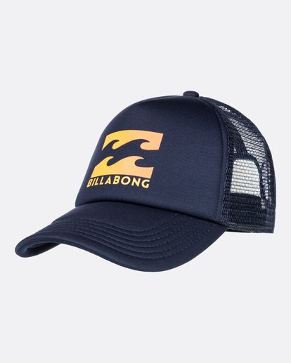1 Podium - Trucker Cap for Boys Blue U2CT01BIF0 Billabong