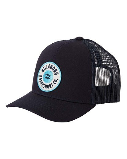 5 Walled - Trucker Cap for Boys Blue U2CT02BIF0 Billabong