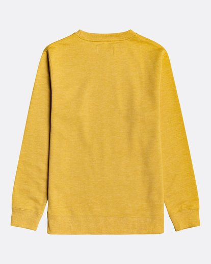 1 All Day - Sweatshirt for Boys Yellow U2FL02BIF0 Billabong