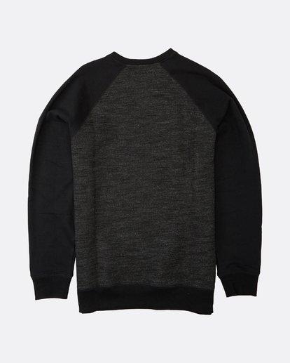 1 Balance - Sweatshirt für Jungen Schwarz U2FL03BIF0 Billabong