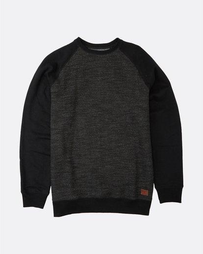 0 Balance - Sweatshirt für Jungen Schwarz U2FL03BIF0 Billabong