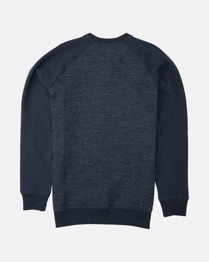 1 Balance - Sweatshirt für Jungen Blau U2FL03BIF0 Billabong