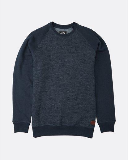 0 Balance - Sweatshirt für Jungen Blau U2FL03BIF0 Billabong