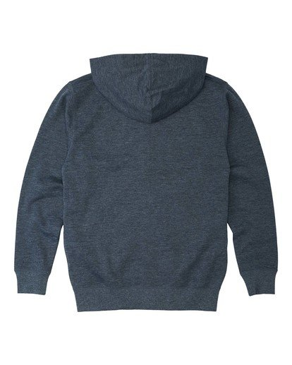 1 All Day Zip - Sudadera con capucha para Chicos Azul U2FL10BIF0 Billabong