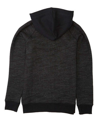 1 Balance Zip - Hoodie for Boys Black U2FL12BIF0 Billabong