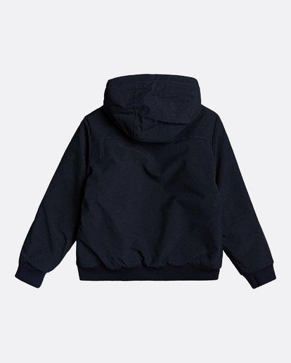 1 All Day - 10K Waterproof Jacket for Boys Blue U2JK04BIF0 Billabong