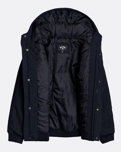 2 All Day - 10K Waterproof Jacket for Boys Blue U2JK04BIF0 Billabong