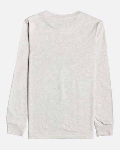 1 Access - Camiseta de manga larga para Chicos Gris U2LS05BIF0 Billabong
