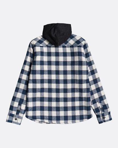 1 All Day Sherpa Boys Flannel - Camisa-chaqueta para Chicos Multicolor U2SH05BIF0 Billabong