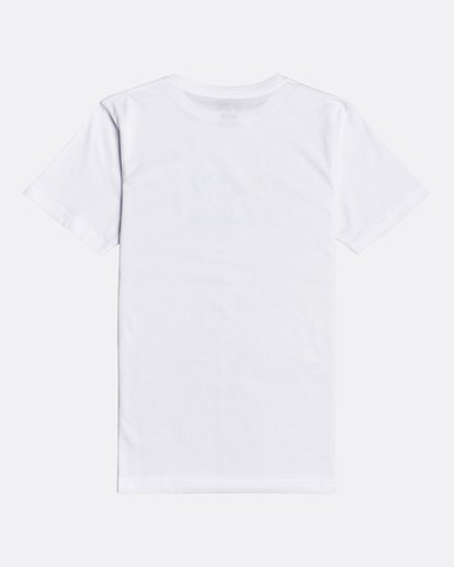 1 Team Wave - Camiseta para Chicos Blanco U2SS01BIF0 Billabong