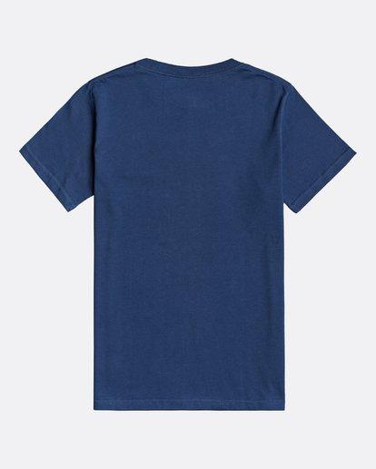1 Trademark - T-Shirt for Boys Blue U2SS03BIF0 Billabong