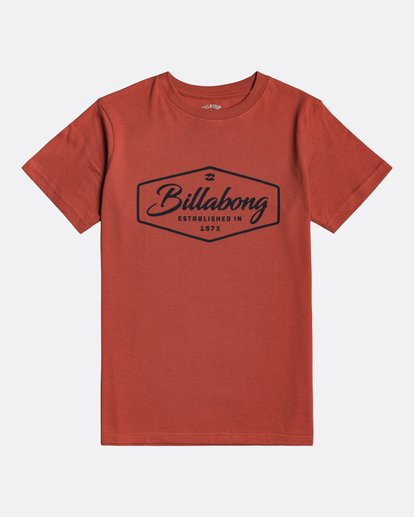 0 Trademark - T-Shirt for Boys  U2SS04BIF0 Billabong
