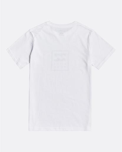 1 Unity - Camiseta para Chicos Blanco U2SS05BIF0 Billabong