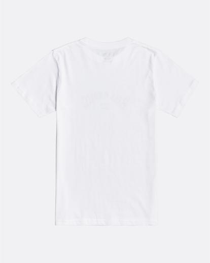 1 Arch - Camiseta para Chicos Blanco U2SS07BIF0 Billabong