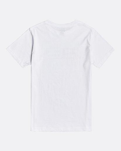 1 Inversed - T-Shirt for Boys White U2SS09BIF0 Billabong