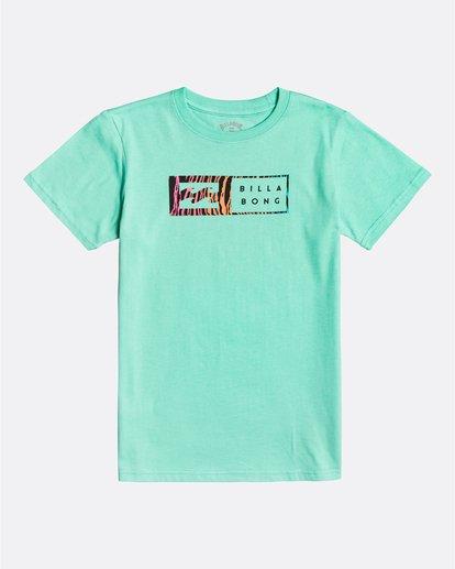 0 Inversed - T-Shirt for Boys Blue U2SS10BIF0 Billabong