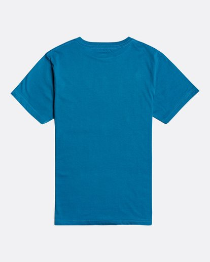 1 Octo - T-Shirt for Boys Blue U2SS11BIF0 Billabong