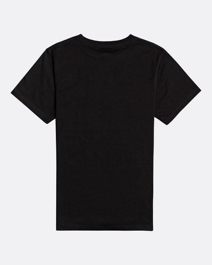 1 Be There - Camiseta para Chicos Negro U2SS12BIF0 Billabong