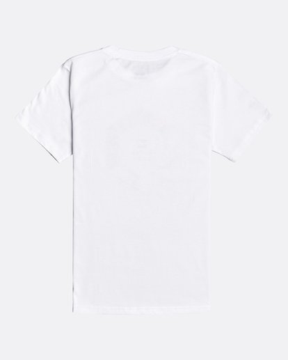 1 Access - Camiseta para Chicos Blanco U2SS14BIF0 Billabong