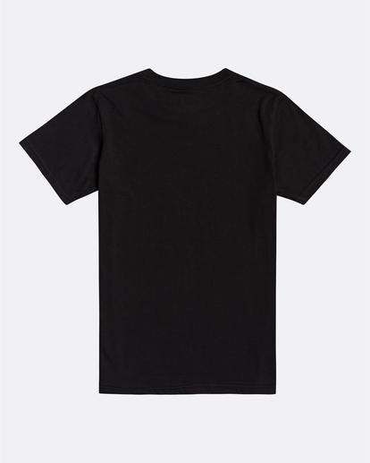1 Access - T-Shirt für Jungen Schwarz U2SS14BIF0 Billabong