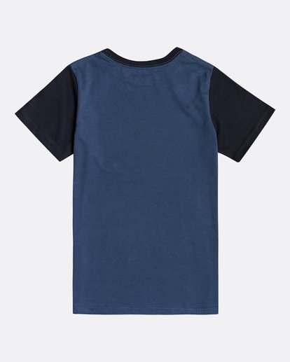 1 Montana - Camiseta para Chicos Azul U2SS16BIF0 Billabong