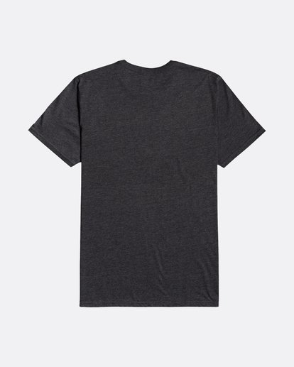 1 Montana - Camiseta para Chicos Negro U2SS16BIF0 Billabong