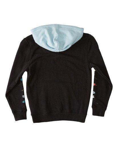 1 Dr Seuss One Fish Two Fish - Sweatshirt für Jungen Schwarz U2ZH03BIF0 Billabong