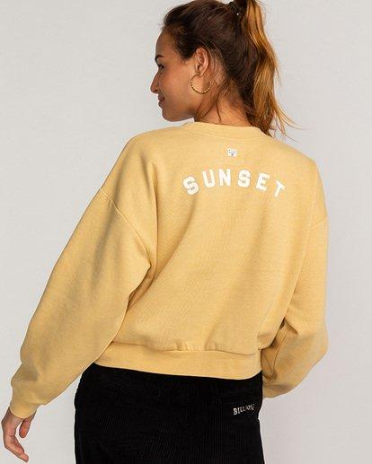 3 Be Mindful - Sweatshirt für Frauen  U3CR03BIF0 Billabong