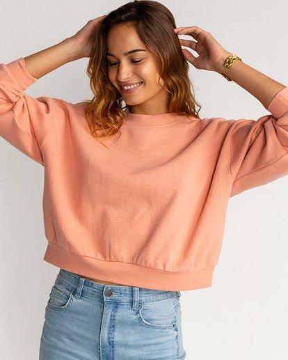 1 Be Mindful - Sweatshirt für Frauen  U3CR03BIF0 Billabong