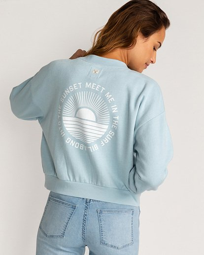 2 Be Mindful - Sweatshirt für Frauen  U3CR03BIF0 Billabong