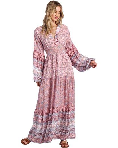 1 Cosmos - Dress for Women Multicolor U3DR02BIF0 Billabong