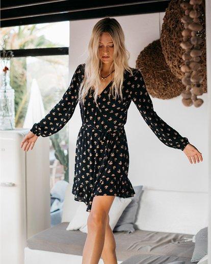 0 Good Feeling - Kleid für Frauen Schwarz U3DR09BIF0 Billabong