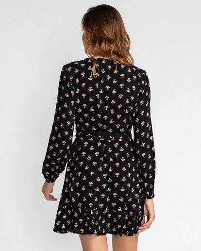 5 Good Feeling - Kleid für Frauen Schwarz U3DR09BIF0 Billabong