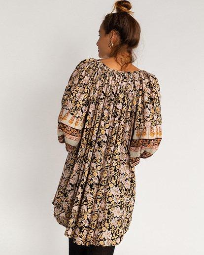 2 Gypset - Vestido para Mujer Negro U3DR12BIF0 Billabong