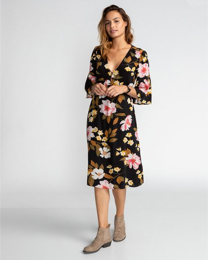 0 Dream Big - Robe pour Femme Noir U3DR15BIF0 Billabong