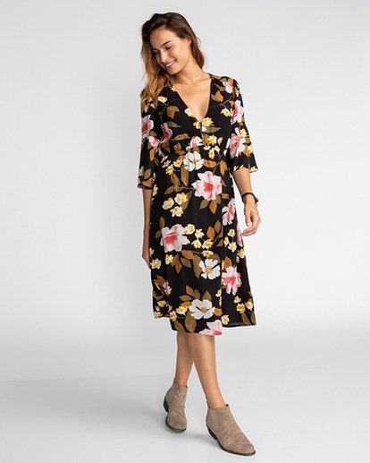 1 Dream Big - Robe pour Femme Noir U3DR15BIF0 Billabong