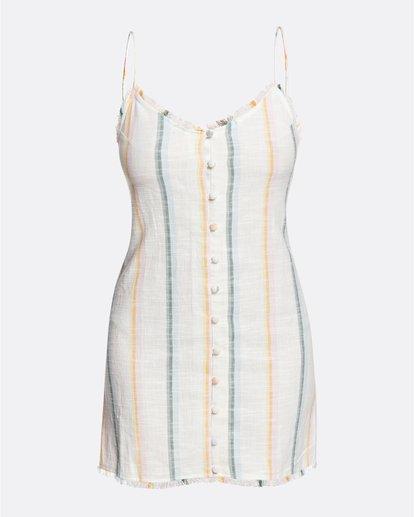 3 Salty Blonde Sunny Stripes - Slip Dress for Women Multicolor U3DR31BIF0 Billabong