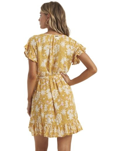4 Sweet Sessions Wrap And Roll - Vestido para Mujer  U3DR40BIMU Billabong