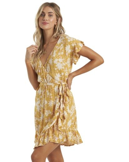 3 Sweet Sessions Wrap And Roll - Vestido para Mujer  U3DR40BIMU Billabong