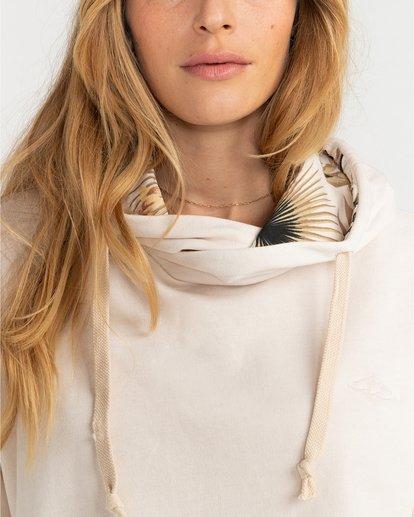 1 Louna - Sudadera con capucha para Mujer Blanco U3FL12BIF0 Billabong