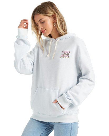 1 All The Feels - Kapuzenpulli  für Frauen  U3HO16BIF0 Billabong