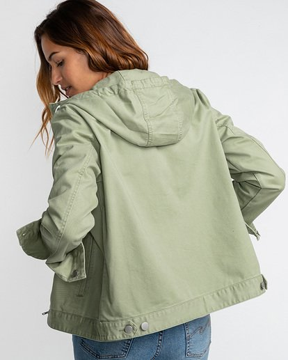 1 Coney - Jacke für Frauen Grün U3JK08BIF0 Billabong