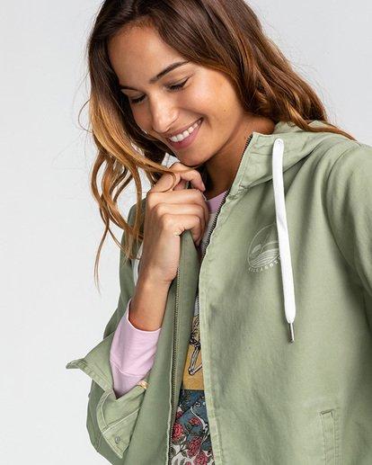 2 Coney - Jacke für Frauen Grün U3JK08BIF0 Billabong