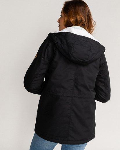 4 Facil Iti - Jacke für Frauen Schwarz U3JK11BIF0 Billabong