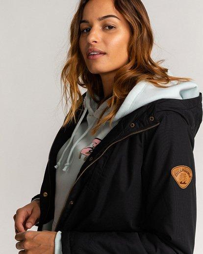 1 Facil Iti - Jacke für Frauen Schwarz U3JK11BIF0 Billabong