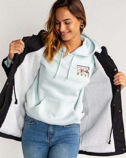 2 Facil Iti - Jacke für Frauen Schwarz U3JK11BIF0 Billabong