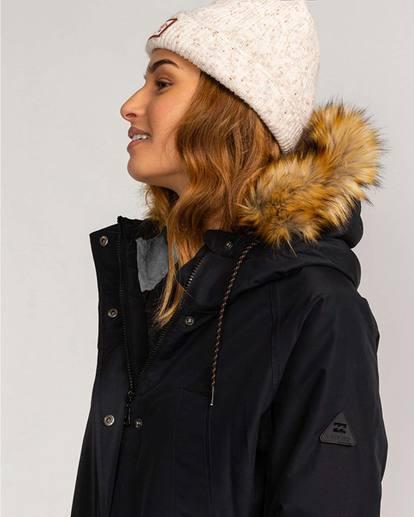 1 Adventure Division Collection Colder Weather - Wasserdichte Jacke mit 10k für Frauen Schwarz U3JK12BIF0 Billabong